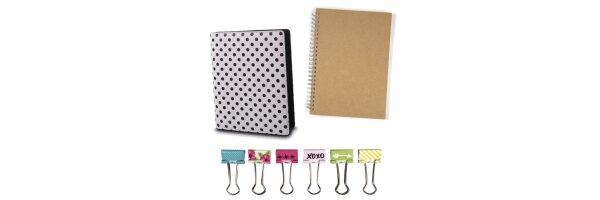 Kalender, Planer, Notizbücher