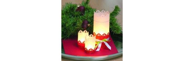 weihnachtliche Motive