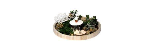 Mini Gärten