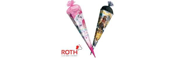 Motivschultüten sechseckig von Roth