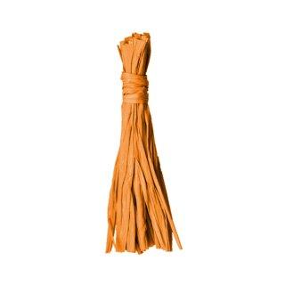 Bast, 50 g, orange
