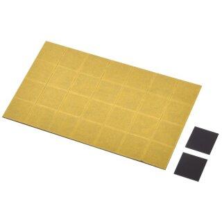 Magnetsatz zu Erkennungsschilder 30 Magnet-Paare je 20 x 20 cm selbstklebend von Eduplay