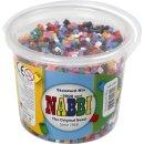 Nabbi® Bügelperlen Standard im Eimer mit ca....