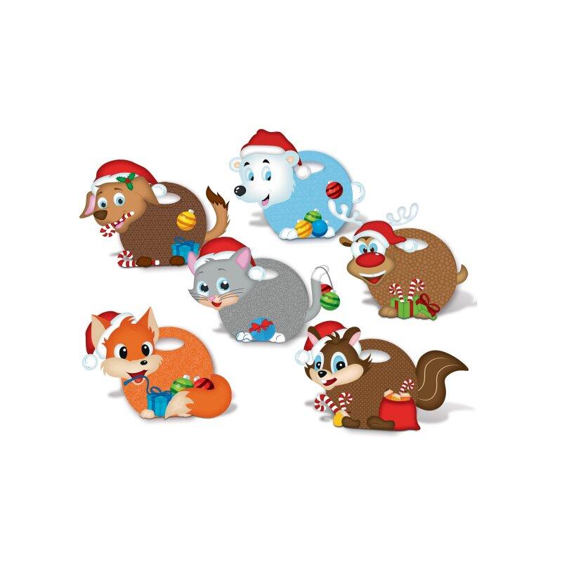 Lustige Geschenktaschen Weihnachten, 7,75 €