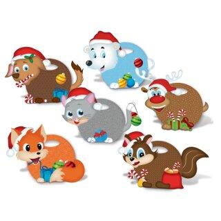 Lustige Geschenktaschen Weihnachten