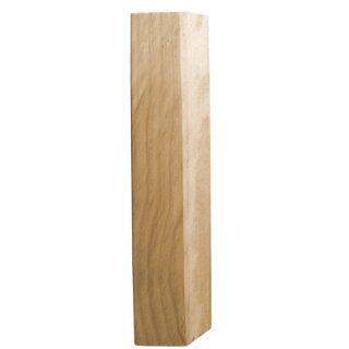 Holzsäule für Mini Holztiere, 1 Stück