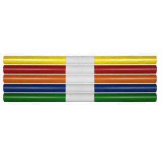 Transparentpapier, 50 x 61 cm, sort. in 5 Farben
