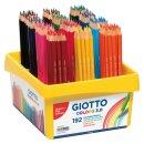 Giotto Colors Schulbox, 192 Farbstifte