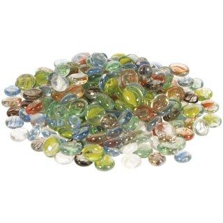Glasnuggets Mix marmoriert, 1 kg