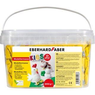 EFA Plast Kids 3 kg, weiß, im Eimer