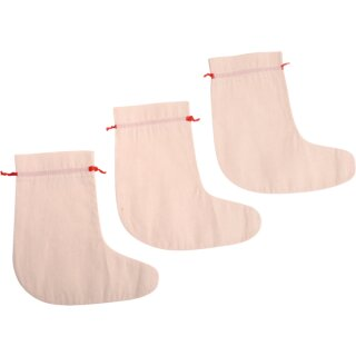 Adventskalender Stiefel, 24er-Set