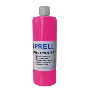 Fingermalfarbe rosa, 750 ml von Prell