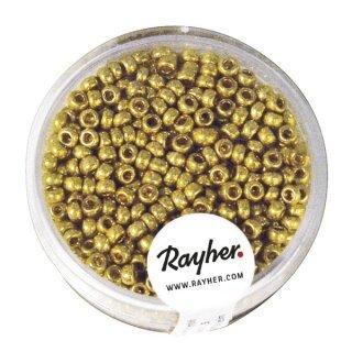 Rocailles, 2,6 mm ø, perlmutt
