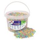 Nabbi® Bügelperlen Pastell D: 5 mm 20000 Stück