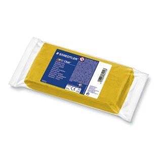 Spielknete Plastilin, gelb 1kg