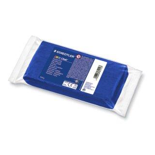 Spielknete Plastilin, blau 1kg