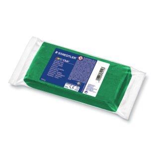 Spielknete Plastilin, grün 1kg