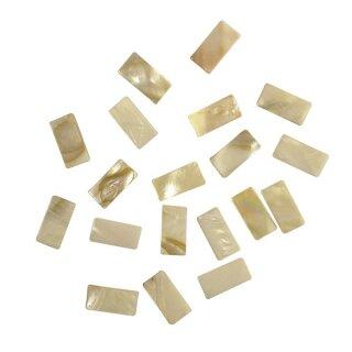 Mosaik-Pearl, 10x20mm, (ca.40Stück), SB-Box 40g