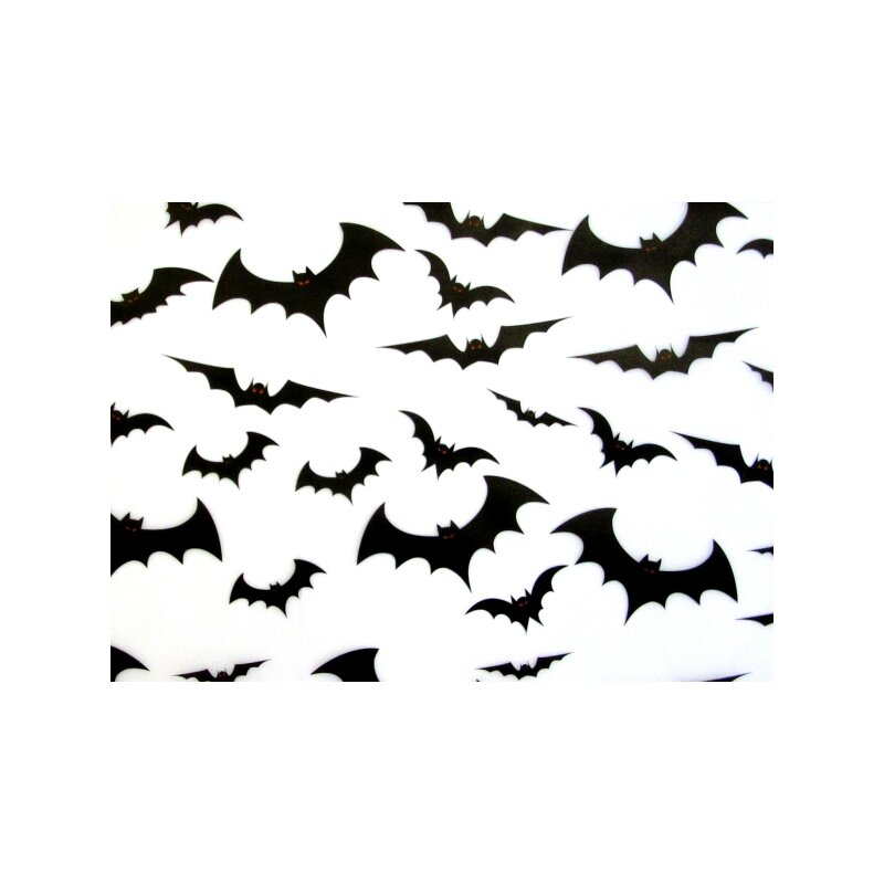 halloween transparentpapier flederm use 50 x 70 cm 1 50 euro. Black Bedroom Furniture Sets. Home Design Ideas