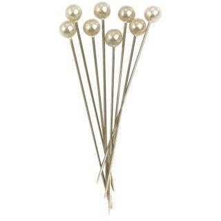 Perlen-Kopfstecknadel