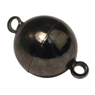 Magnetschließe, extra stark, 10mm ø, SB-Btl 1Stück, anthrazit