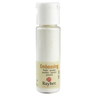 Embossing-Puder