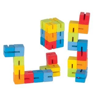 Pocket Puzzle 14,5 cm Holz 1 Stück