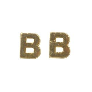 Wachsbuchstaben -B-