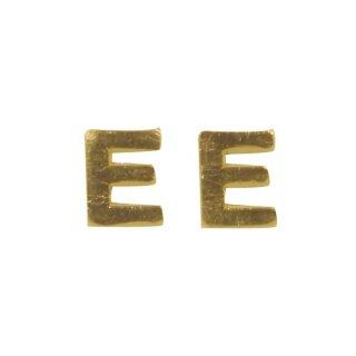 Wachsbuchstaben -E-