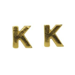 Wachsbuchstaben -K-