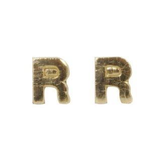 Wachsbuchstaben -R-