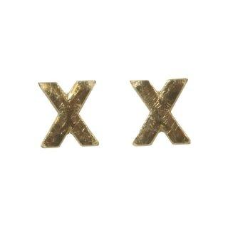 Wachsbuchstaben -X-