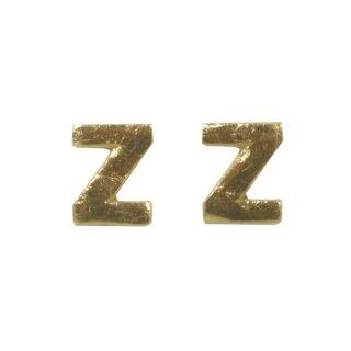 Wachsbuchstaben -Z-