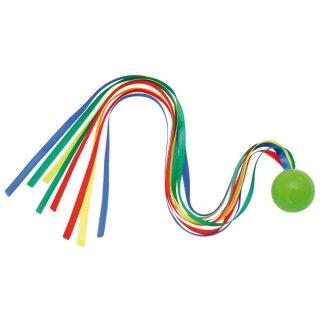 Kometenball D: 4 cm aus Gummi farbig sortiert von Eduplay