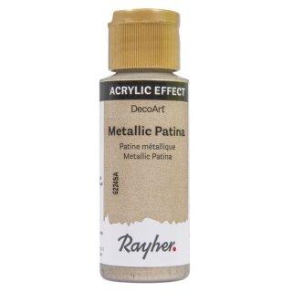 Metallic-Patina