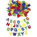 Moosgummi Große Buchstaben, 4,5 - 5 cm groß,...