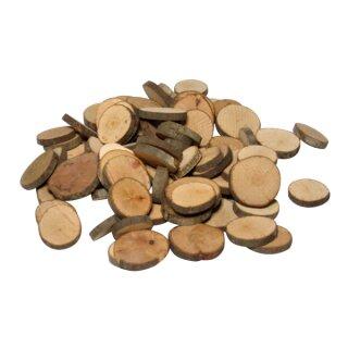 Naturholzscheiben 1 kg