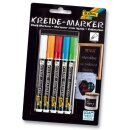 Kreidemarker Fresh Colours 5er Set