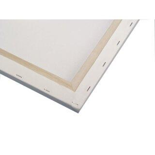 Keilrahmen, 100% Baumwolle, 330 g/m2, 40x50x1,7 cm