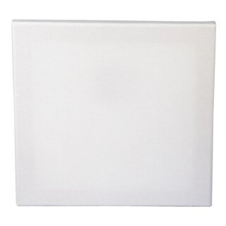 Keilrahmen, 100 % Baumwolle, 330 g/m2, , 25x25x1,7 cm