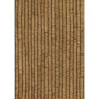Korkstoff Streifen, 135x50cm, 0,5 mm Stärke