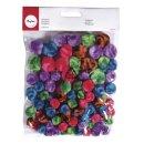 Pompons Candy, SB-Btl. 100 Stück,...