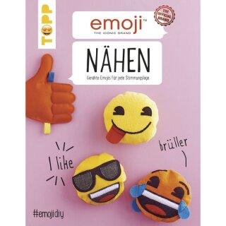 Buch: emoji nähen, nur in deutscher Sprache