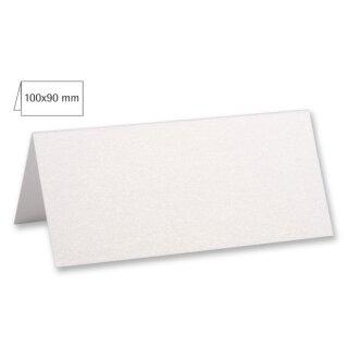 Tischkarten, metallic, FSC Mix Credit