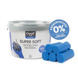 Creall® Knete superweich blau 1750 g
