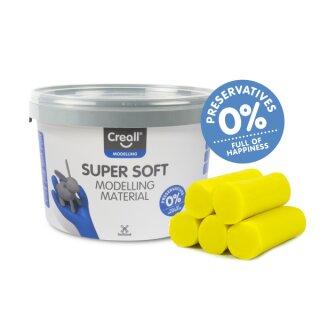 Creall® Knete superweich gelb 1750 g