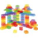 Transparente Bausteine 90-tlg. von Eduplay