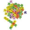 Puzzle Buchstaben Set aus Moosgummi
