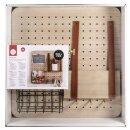 Starter Set Pin&Peg, 40x40x2,5cm, inkl....
