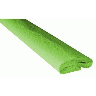 Krepppapier/Feinkrepp apfel 10 Rollen, 50 x 250 cm